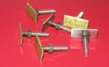 Stainless Steel trim fastners