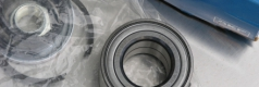 Front Series 2 SKF Wheel Bearing